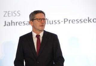 Zeiss Gruppe - Abschluss 2019 - Prof. Dr. Michael Kaschke