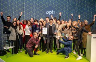 opti 2019 - Blogger Spectacle Award