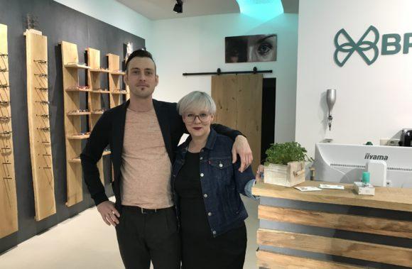 Brillenhelden - Augenoptiker Franz und Natalie Rosner