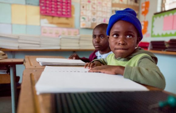 CBM - Brailleschrift - Delight aus Zimbabwe