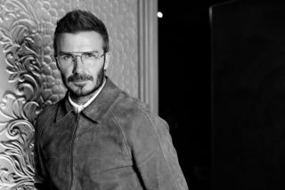 DB eyewear by David Beckham - Kooperation mit Safilo