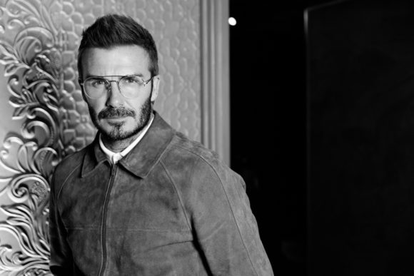 DB eyewear by David Beckham - Kooperation mit Safilo
