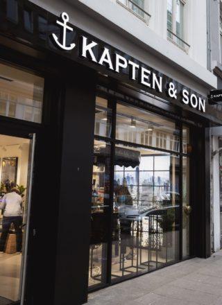 Kapten & Son - Store-Opening Hamburg
