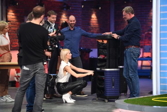 Libuda - pull up case - Das Ding des Jahres - ProSieben 2020 - Jury