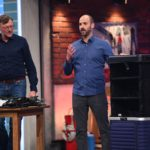 Günter Libuda und Matthias Koch zeigen die Erfindung in Show auf ProSieben