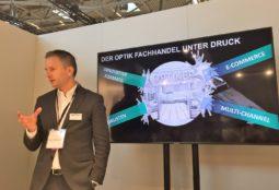 Luxottica - Presse-Gespräch opti 2020 - Jens Lindner