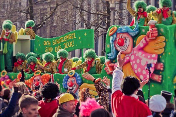 Fasching und Karneval
