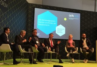 opti 2020 - Forum: Podiumsdiskussion zum Thema Teleoptometrie