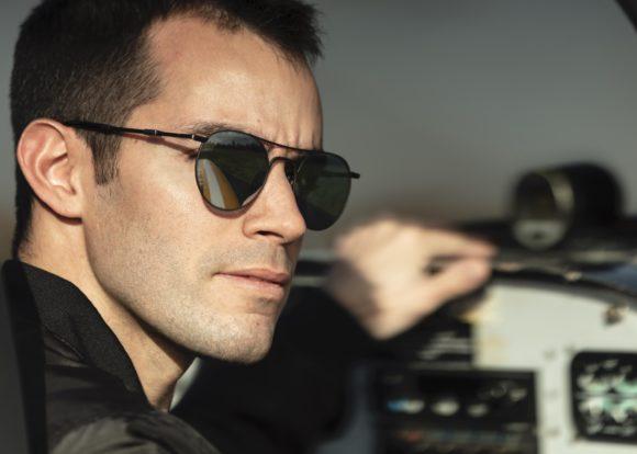 Airart Eyewear - Markenbotschafter Louis Vanel