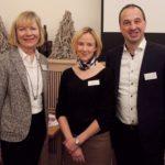 Alcon Round Table 2020 - Heike Hädrich - Sarah Farrant - Dr. Benedikt Hoffmann