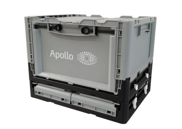 Apollo Optik - Mehrwegbox