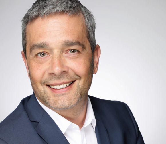Charmant - Stefan Romppel - neuer Gebietsleiter