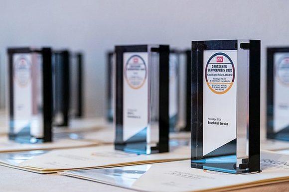 DISQ n-tv - Deutscher Servicepreis 2020 - 1