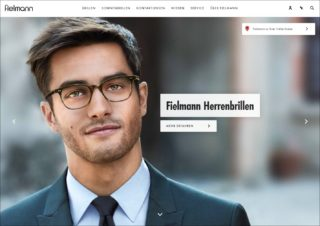 Fielmann Website