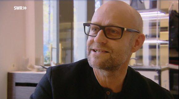 Hoffmann Natural Eyewear - Portrait SWR Made in Südwest 2019 - Jürgen Vogel