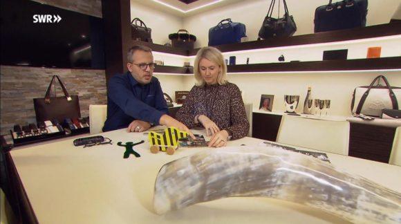 Hoffmann Natural Eyewear - SWR Portrait - Wolfgang Thelen und Jutta Kahlbetzer