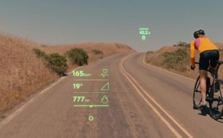 Mojo Vision - Kontaktlinsen mit Display
