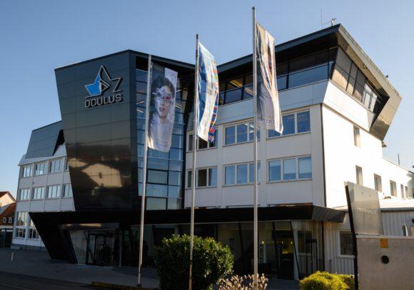 Oculus - 125 Jahre - Firmengebäude Wetzlar