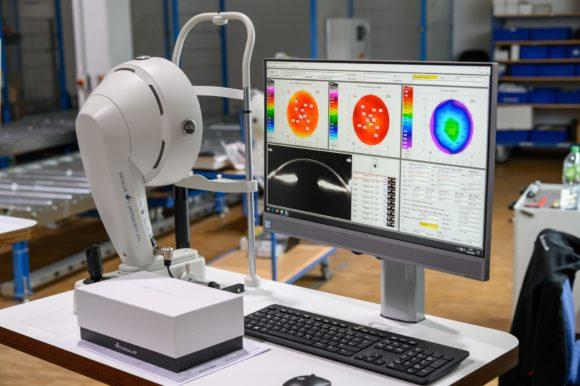 Oculus - Gerät Pentacam AXL