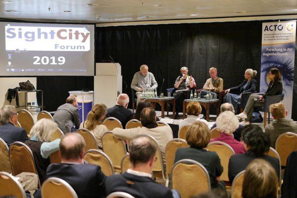 SightCity 2020 - Impression Forum 2019