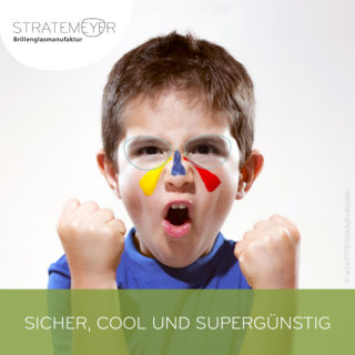 Stratemeyer Sportverglasung für Kinder