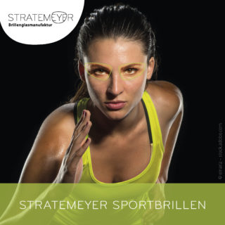 Stratemeyer Sportbrille
