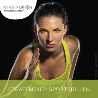 Stratemeyer Sportbrille