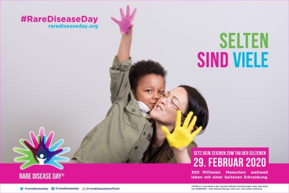 Tag der seltenen Erkrankungen - Rare Desease Day 2020