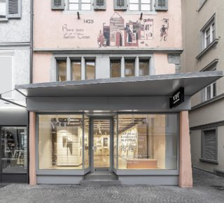 Viu Store Konstanz - Fassade