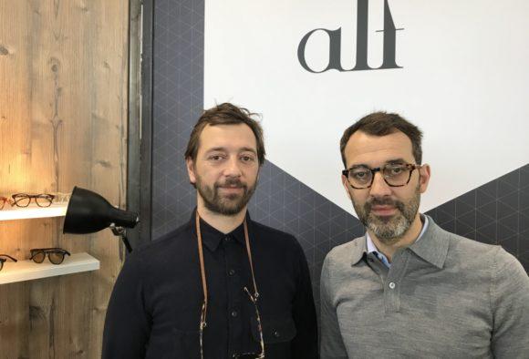 opti 2020 - Brillen-Label Alf - die Brüder Bouchera