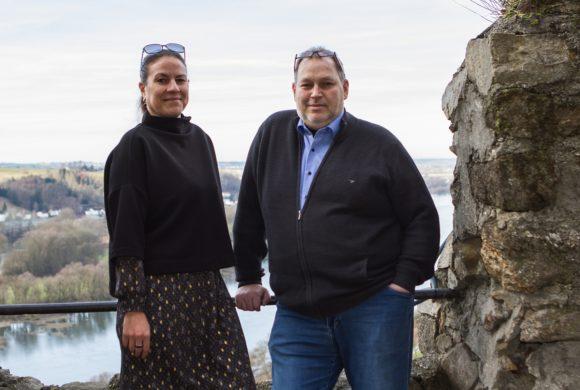 Herzblut Eyewear: Claudia Hollergschwandtner und Jürgen Beier