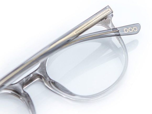 Herzblut Eyewear - Modell Steckenpferd 04 - close up