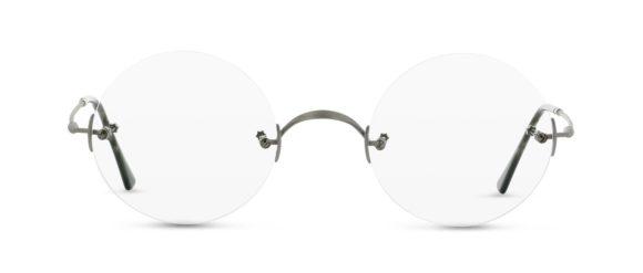 Lunor - Brillen-Manufaktur - Modell Classic Rund AS