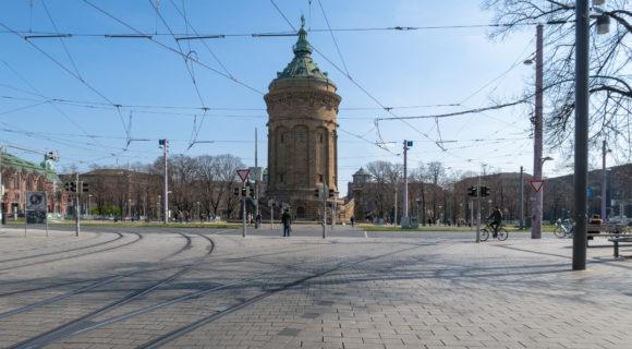 Mannheim in der Coronakrise
