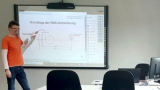 NDOC mit Online-Unterricht