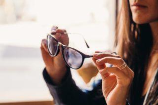 Brillen und Corona-Virus