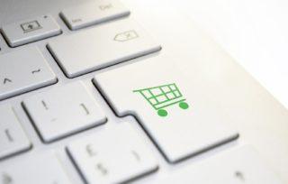 Konsum - Online shopping