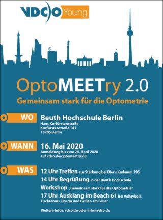 VDCO Young - Plakat OptoMeetry 2020