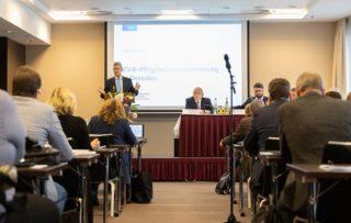 ZVA - Mitgliederversammlung 2020 - Begrüßung durch Thomas Truckenbrod