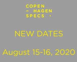Copenhagen Specs - neuer Termin im August 2020