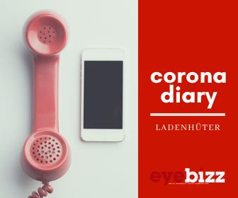 Corona Diary 7 Jürgen Bräunlein