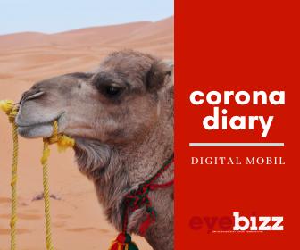 Was Kamele mit Corona zu tun haben ...