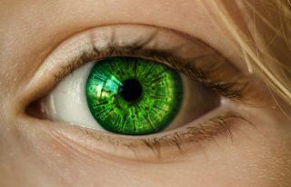 Corona virus - Augenoptik