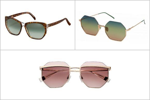 KGS - Sonnenbrillen-Trends 2020 - 4 Geometrie