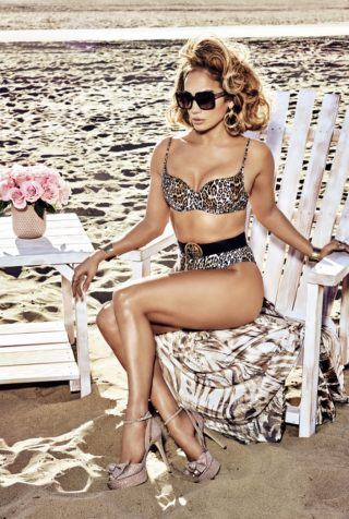 Marcolin - Guess Kampagne 2020 - Jennifer Lopez - GU7689