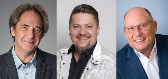 Menicon - Vertrieb - Jürgen Bergdolt - Pierre Furman - Thomas Neuner