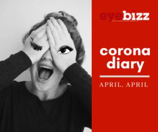 Corona Diary - April April