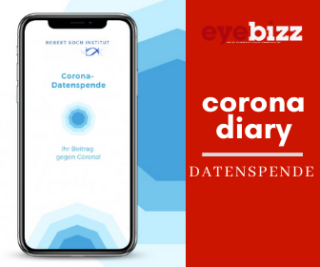 Corona Diary 16 - Datenspende