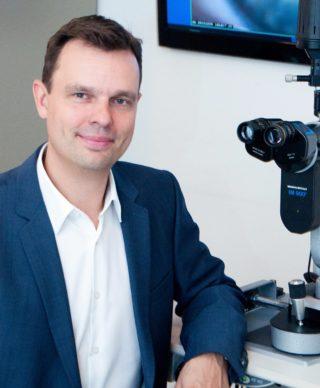 Kontaktlinsen-Technik der Zukunft - Dr. Stefan Bandlitz