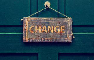 Change - Wechsel - Dankel